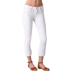 Citizens of Humanity Jeans Dani Cropped Straight